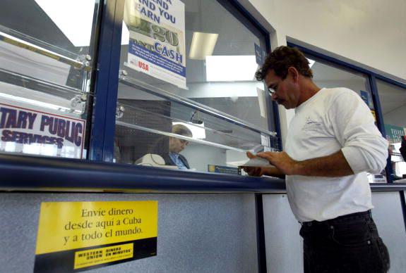Dinero en saco roto art culos cuba cuba encuentro for Oficinas western union en barcelona