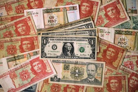 Dólares Y Cuc