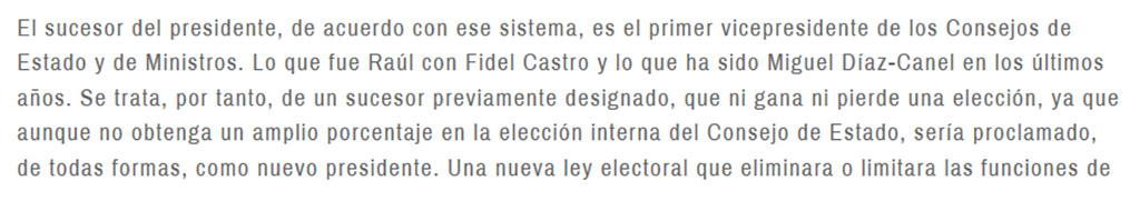 Pasaje del Dr. en Historia Rafael Rojas Gutiérrez en Estudios de Política Exterior [No. 181, Enero-Febrero 2018]