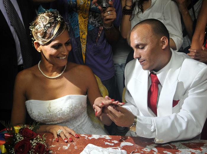 """boda """"rosa"""" en la habana en el 85 cumpleaños de fidel castro"""