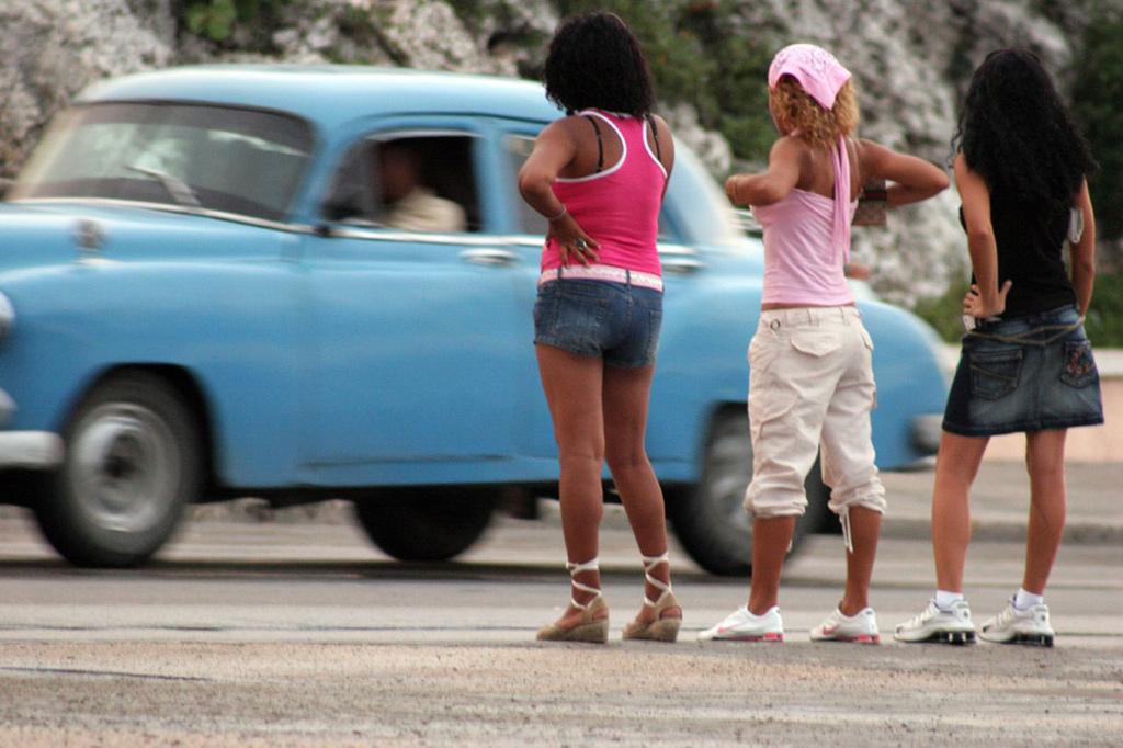 niñas prostitutas cuba prostitutas en la playa