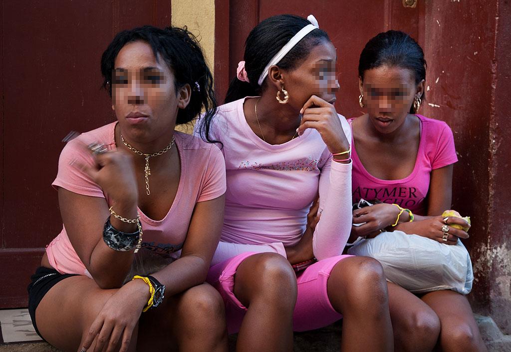 Street Girls In Nottingham