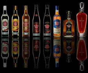Botellas de Havana Club, la marca disputada en EEUU