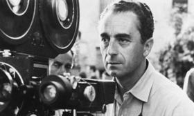 El director cinematográfico italiano Michelangelo Antonioni
