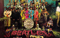 Cubierta del disco Sgt. Pepper's Lonely Hearts Club Band
