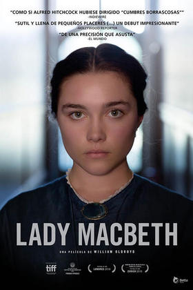 La película Lady Macbeth