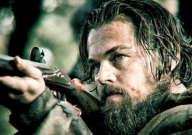Leonardo DiCaprio en The Revenant