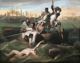 Watson and the Shark, de John Singleton Copley