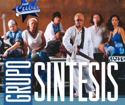 Resultado de imagen para Grupo cubano Síntesis