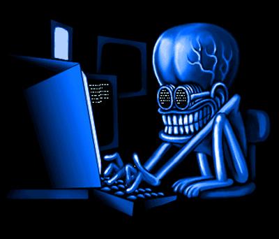 Bila Seorang Mantan Hacker Ulung Jadi Polisi?