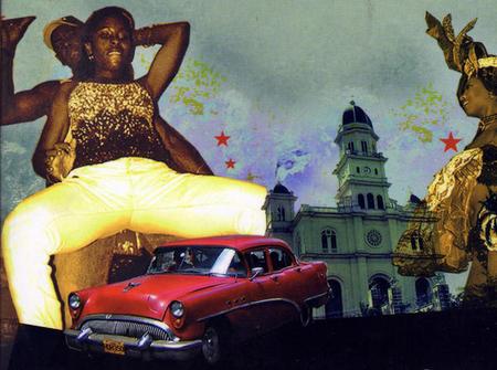Detalle de la cubierta del libro 'Corazón mestizo'