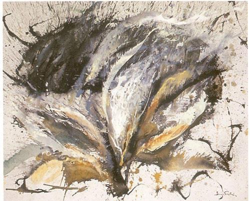 Geyser, de Baruj Salinas
