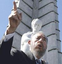 El Martí de Fidel Castro