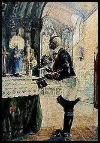 El místico del ángel, de Víctor Patricio Landaluze