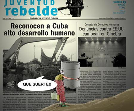 La chance ! dans Cuba suerte_popup