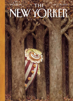 Portada de la revista The New Yorker