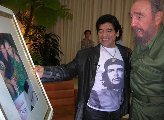 Fotos de Diego Armando Maradona