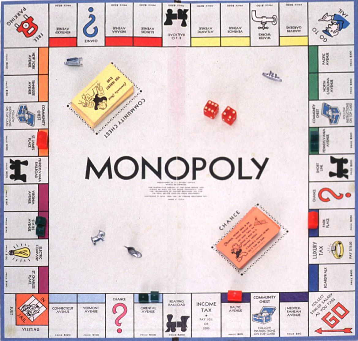 Les regles del Monopoly també valdrien per a la 'refundació', no?