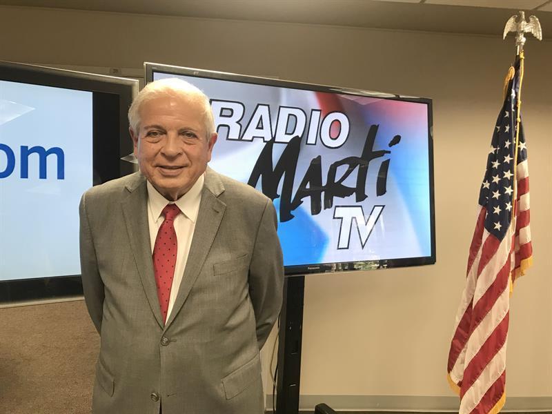 Resultado de imagen para Director de Radio Martí: