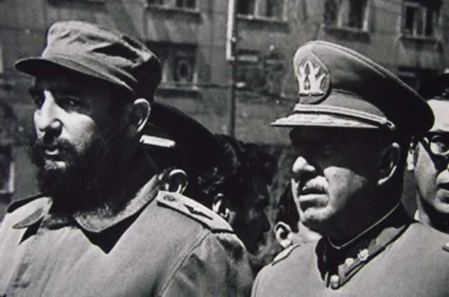 Castro Y Pinochet Coincidencias Y Discrepancias Articulos Opinion Cuba Encuentro