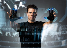 Tom Cruise en Minority Report