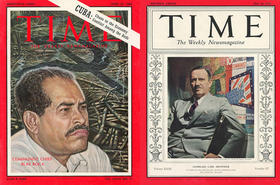 Roca (1962) y Browder (1938) fueron portada de la revista Time